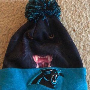 Carolina Panthers toboggan (unisex)